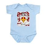 Streng Family Crest Infant Creeper