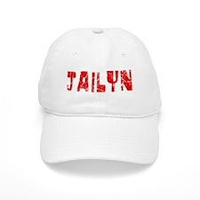 Jailyn Faded (Red) Baseball Cap