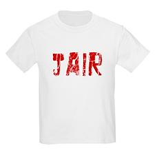 Jair Faded (Red) T-Shirt