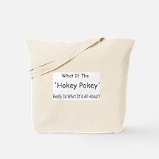 Hokey Pokey Tote Bag