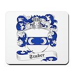 Stuber Family Crest Mousepad