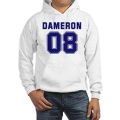 Dameron 08 Hooded Sweatshirt