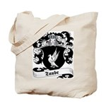 Taube Family Crest Tote Bag