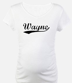 Vintage Wayne (Black) Shirt