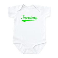 Vintage Trevion (Green) Infant Bodysuit