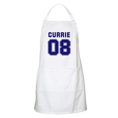 Currie 08 BBQ Apron