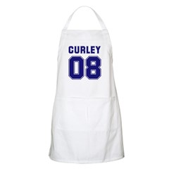 Curley 08 BBQ Apron