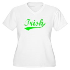 Vintage Trish (Green) T-Shirt
