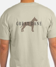 great dane greytones T-Shirt