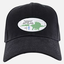 Please Don't Poop Baseball Hat