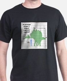 Please Don't Poop T-Shirt