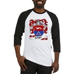 Trager Family Crest Baseball Jersey
