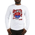 Trager Family Crest Long Sleeve T-Shirt