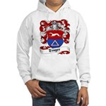 Trager Family Crest Hooded Sweatshirt