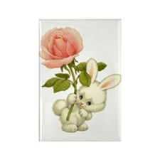 A Rose for Easter Rectangle Magnet