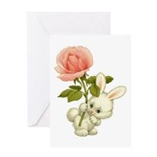 A Rose for Easter Greeting Card