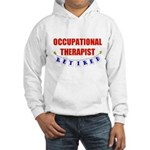 Retired Occupational Therapist Hooded Sweatshirt