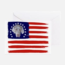 All-American Boy Greeting Cards (Pk of 10)