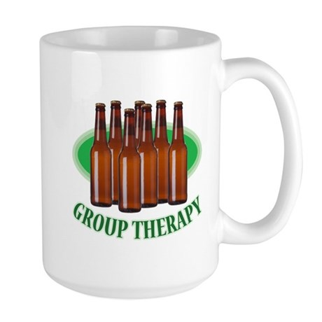Group Therapy - Large Mug