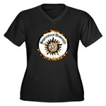 Supernatural University Women's Plus Size V-Neck D