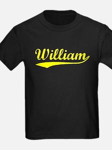 Vintage William (Gold) T