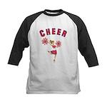 Cheer Kids Baseball Jersey