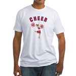 Cheer Fitted T-Shirt