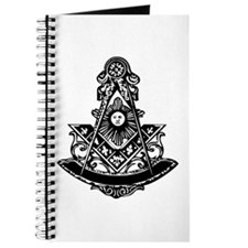 PM Square and Compass No. 1 Journal