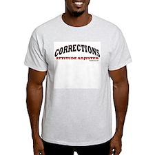 Ash Grey T-Shirt ATTITUDE