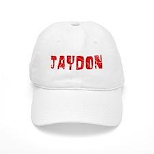 Jaydon Faded (Red) Baseball Cap
