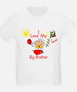 Love Big Brother T-Shirt
