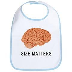 Size Matters Bib