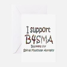 B4SMA Greeting Cards (Pk of 10)
