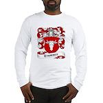 Trummer Family Crest Long Sleeve T-Shirt