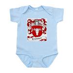 Trummer Family Crest Infant Creeper