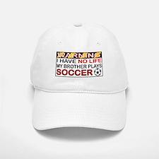 No Life Soccer Brother Baseball Baseball Cap