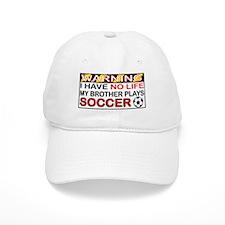 No Life Soccer Brother Baseball Cap