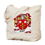 Unger Family Crest Tote Bag
