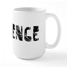 Kaydence Faded (Black) Mug