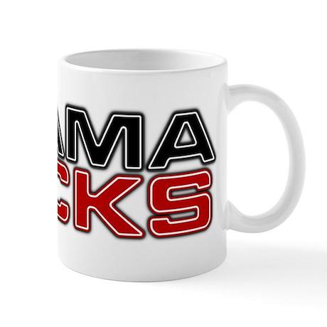 Obama Sucks Mug