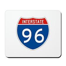 Interstate 96, USA Mousepad