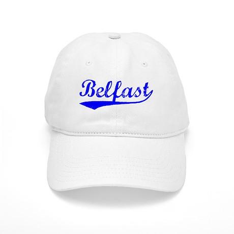 Vintage Belfast (Blue) Cap