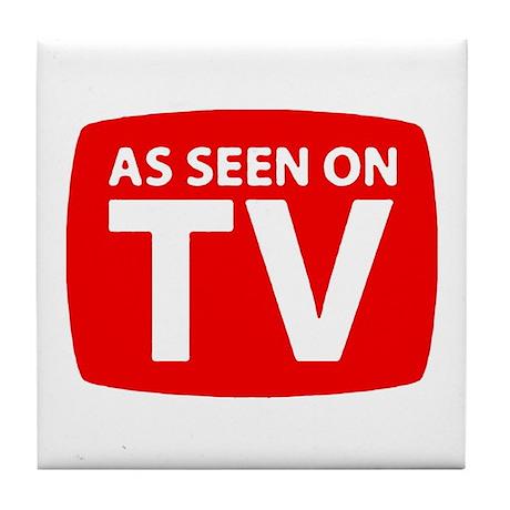 As Seen on TV - Tile Coaster