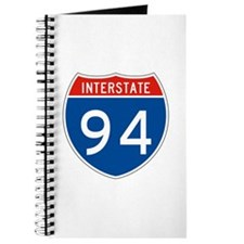 Interstate 94, USA Journal