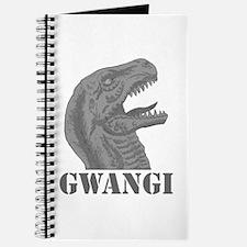Grayscale Gwangi Journal