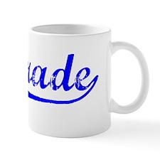 Vintage Belgrade (Blue) Mug