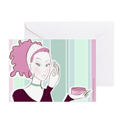 "Card ""Pink"" (Set of 10)"