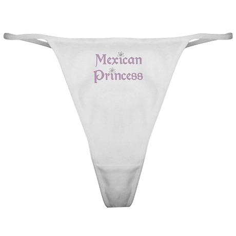 Mexican Princess Classic Thong