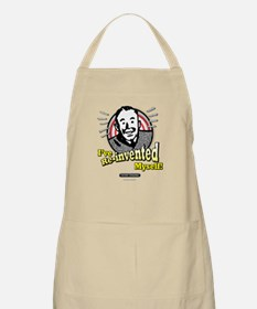 The Re-Invention... BBQ Apron