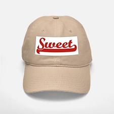 Sweet Baseball Baseball Cap